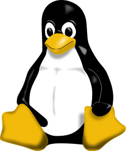 Tux from Linux