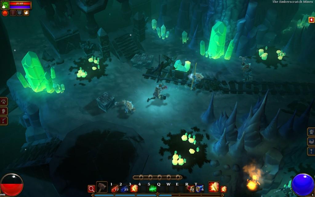 Torchlight Screenshot Ember