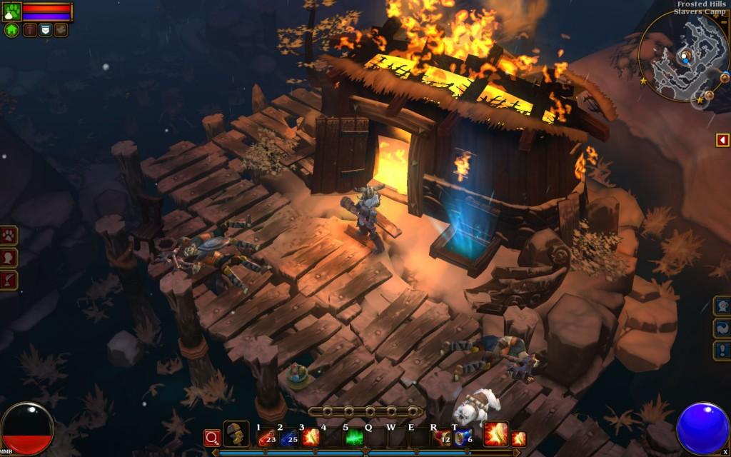 Torchlight II Screenshot Frost