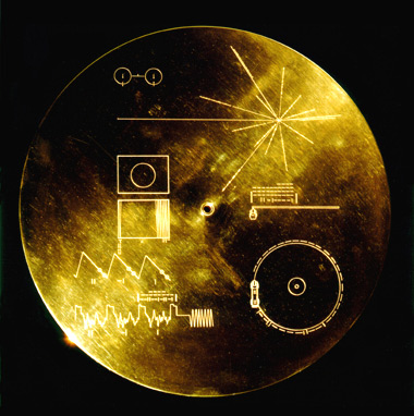 golden recordVoyager