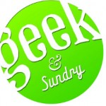 Geek and Sundry Logo