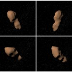 A Potentially Hazardous Asteroid 3 Miles Wide To Pass Earth Tonight