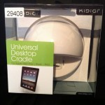 Product Review: KIDIGI Universal Desktop Cradle for iPad