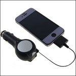 Product Review: Retractable Car Charger for iPhone