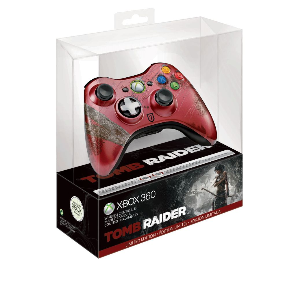 Xbox 360 Tomb LE Controller