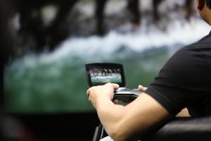 Nvidia Shield Onstage