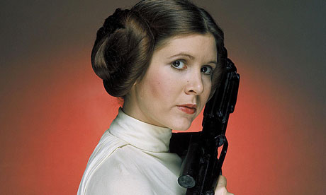 "Carrie Fisher will return as Leia in new ""Star Wars"" films"