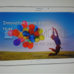 """Possible Picture of """"Samsung Galaxy S Tab"""""""