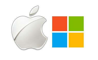 ApplevMicrosoft