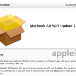 Fix in the Works for 2013 MacBook Air Wi-Fi Problem