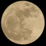 Take A Look at The Supermoon This Weekend