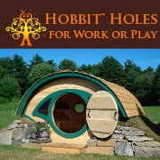 Your Very Own Hobbit Hole!