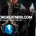 "Bid on Items From Playstation ""Greatness"" Commercial"