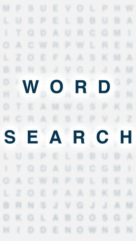 Featured App: Word Search Puzzles