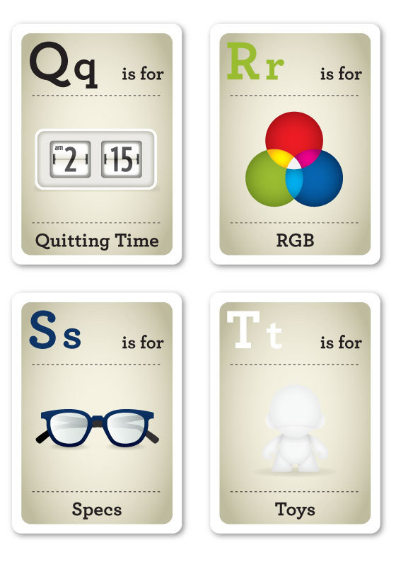 Geeky ABC's