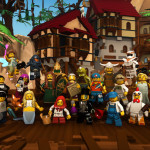 Lego Minifigures Online Trailer