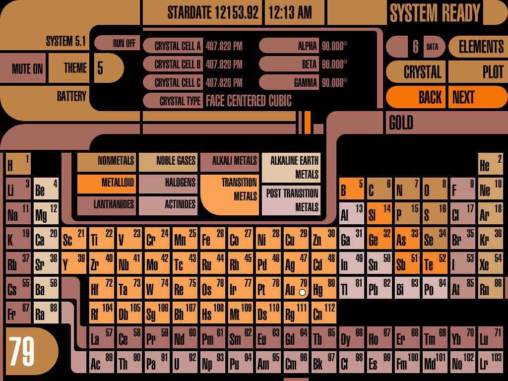 Featured App: Element Trek