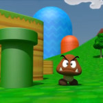 First Person Goomba (Video)