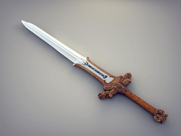 Conan's Sword