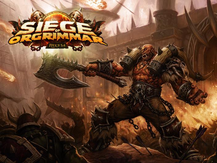 World of Warcraft Siege of Orgimmar