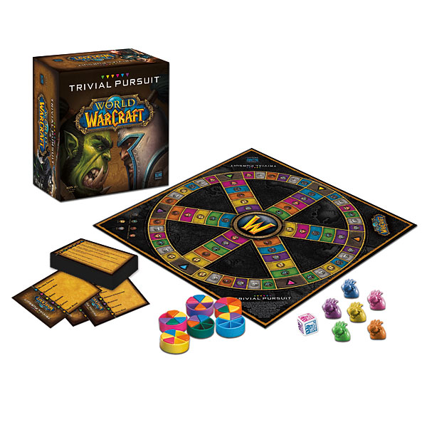 WoW trivial pursuit