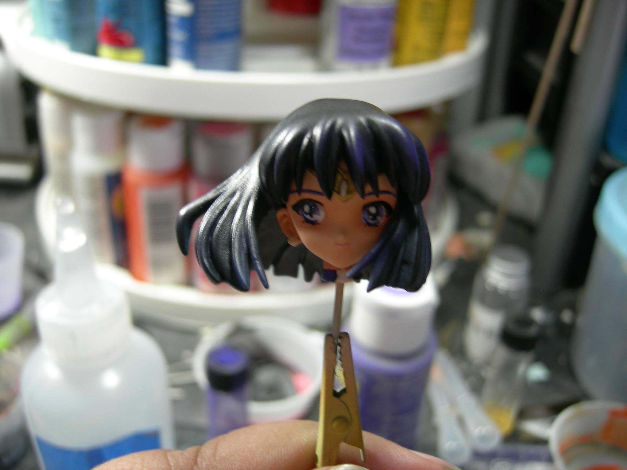 Sailor Saturn LW Head