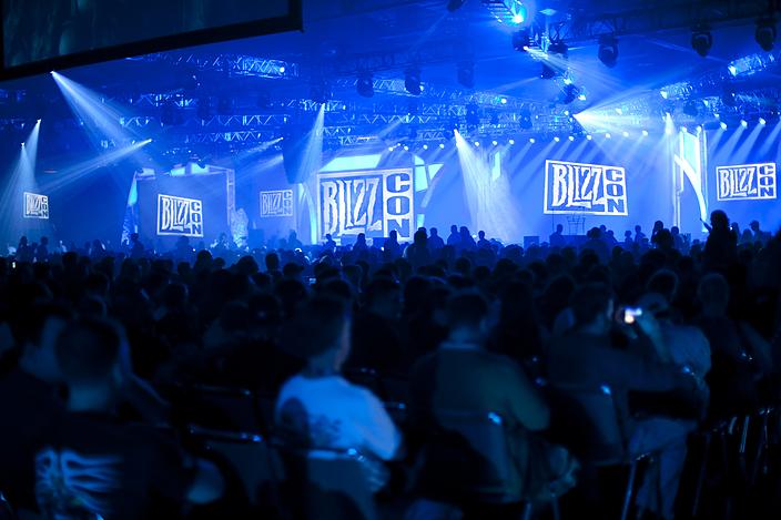 BlizzCon 2013 Getting Closer