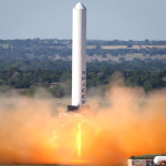 Awesome Video of The Space X Grasshopper Rocket Launch