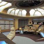Saving the Bridge From Star Trek
