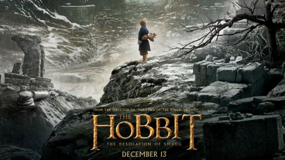 The Hobbit: The Desolation of Smaug – Official Trailer Released [HD]