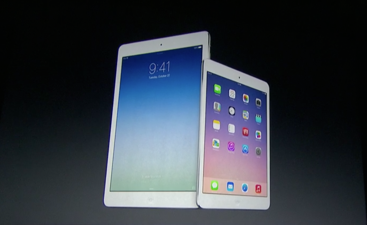 ipad with mini