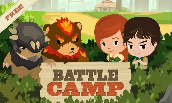 Featured App: Battle Camp