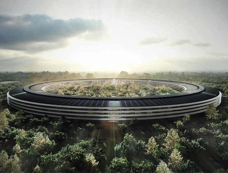 Apple is Ready To Build it's Spaceship