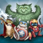 Cat Avengers