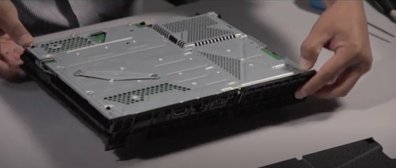 Teardown of the Playstation 4 (Video)