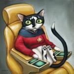 Star Trek Cat