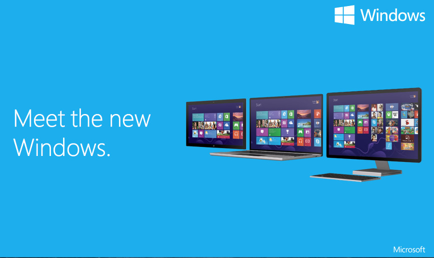 Windows 8 Quick Guide for New Users