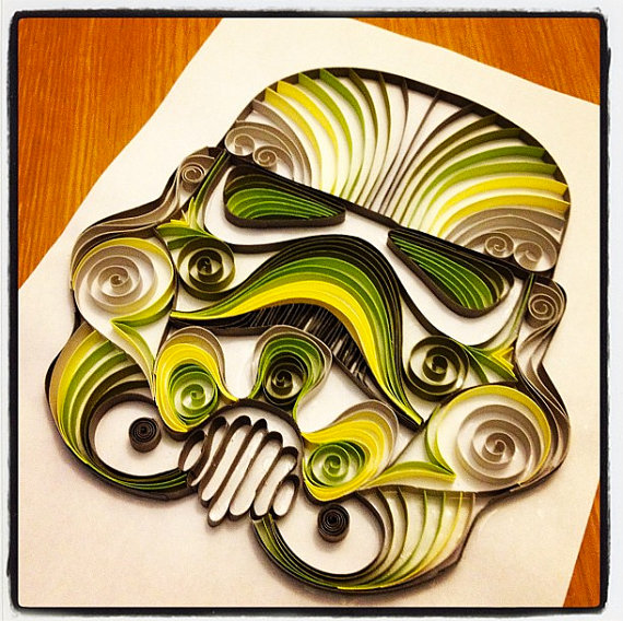 Awesome Paper Art by Alia Design