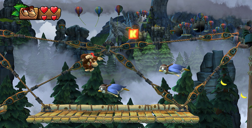 Nintendo Officially Announces Donkey Kong Country: Tropical Freeze