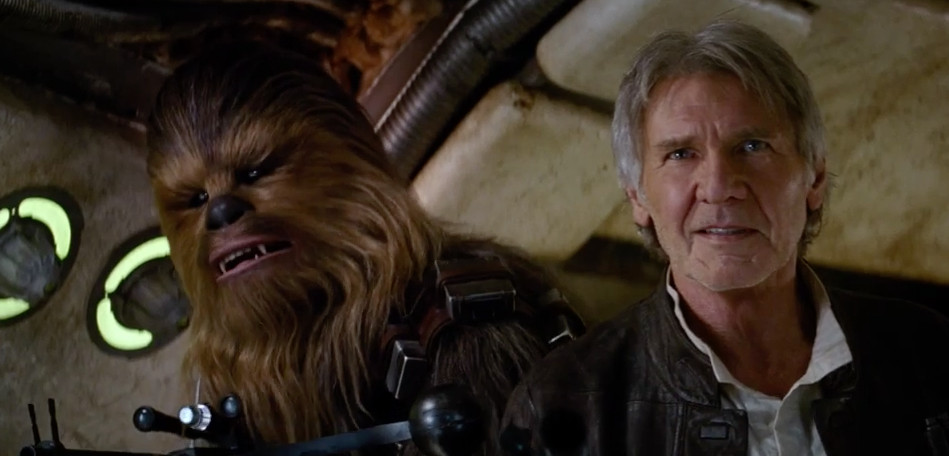Second Star Wars Trailer Released