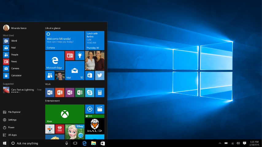 How to Force Windows 10 To Begin Downloading