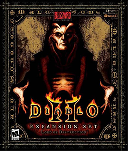 DII LOD Cover Art Diablo II Lord Of Destruction