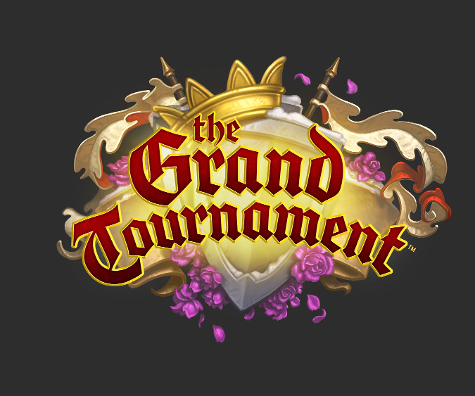 HearthStone Grand Tournament Logo