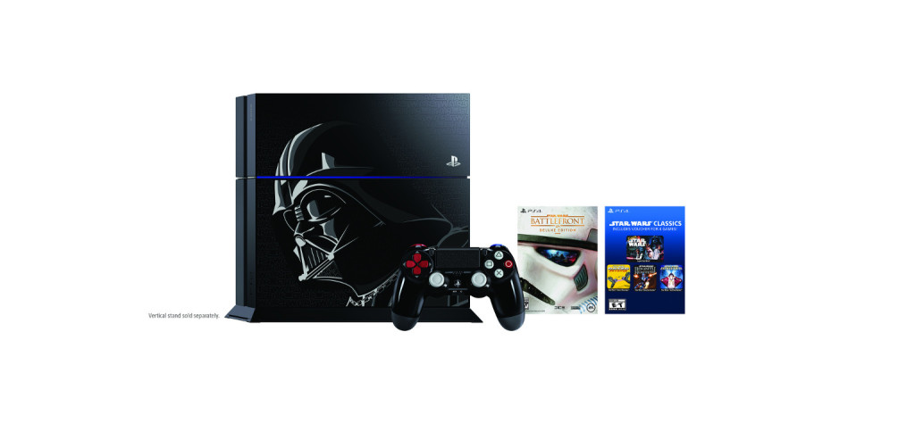 Darth Vader PS4 Star Wars Themed