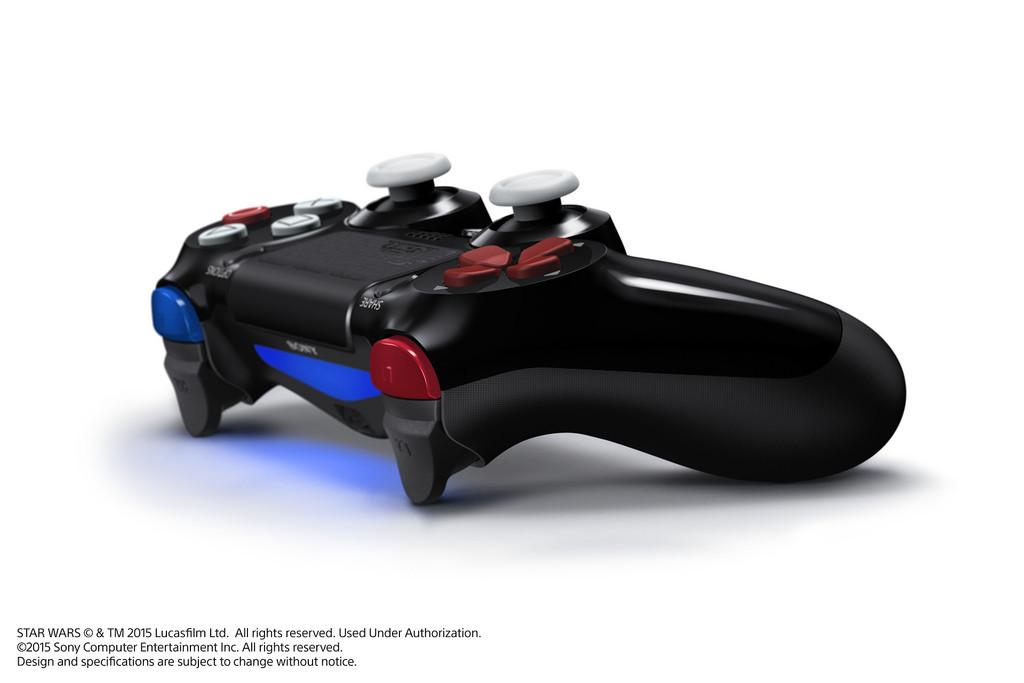 Star Wars Vader PS4 Controller