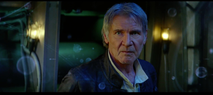 Star Wars The Force Awakens Official Trailer
