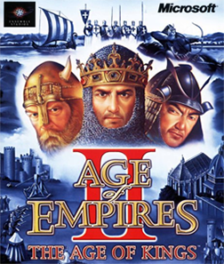 Age of Empires II Box Art Age of Kings